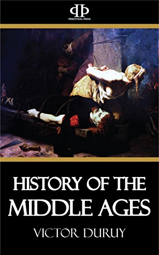 History of the Middle Ages book cover