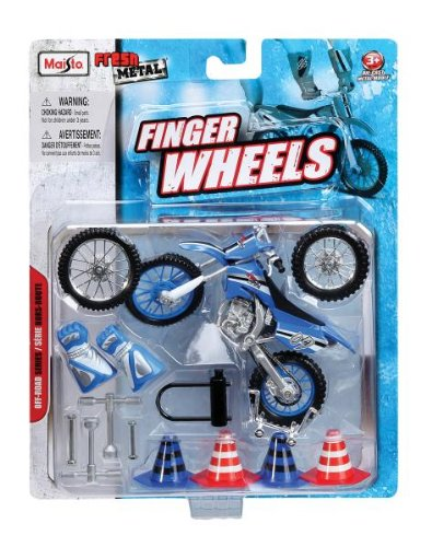 "Preisvergleich Produktbild Maisto Toys Fresh Metal ""Off Road Finger Wheels"", Blister"