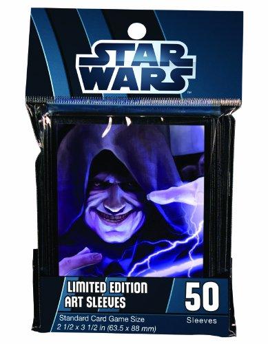 Preisvergleich Produktbild Star Wars Art Sleeves: Force Lightning