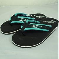Florida Marlins MLB Contoured Flip Flop Sandals