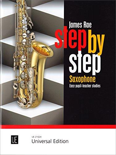 Step by Step: Saxophone