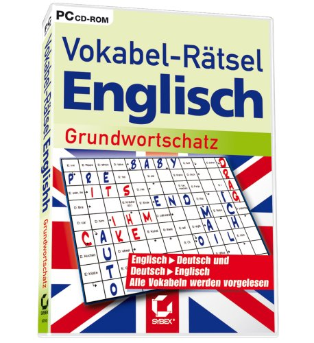 Vokabel-Rätsel Englisch Grundwortschatz