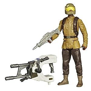 Star Wars - El Despertar de la Fuerza - Figura Space Mission Resistance Trooper, 9.5cm (B3451)