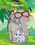 Livre de coloriage Éléphants 1 & 2