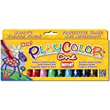 Instant - 2610731 - Playcolor - Gouache Solide en Stick - 12 couleurs - 10 g