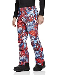 Bench–Deck C pantaloni da sci, Uomo, DECK C, Blu classico, M