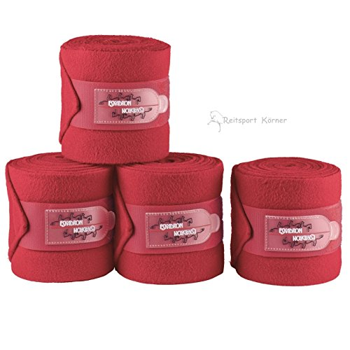ESKADRON Fleece Bandages (Set=4 Stück) (CS ltd.SS17)