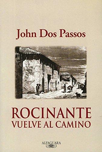 Rocinante Vuelve Al Camino