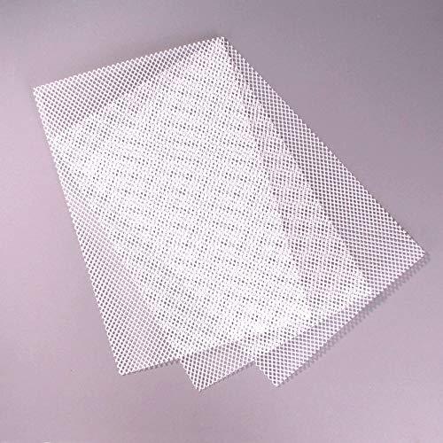 Bonsai-Shopping Gitter für Drainage, Abdecknetz, 20 x 30 cm Pack. mit 3 Stück 61160