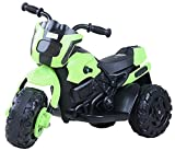 #2: Baybee Damned GS-800 Battery Operated Sports Bike | Single Motor Ride On Bike with 20 Kg Weight Capacity -- Green