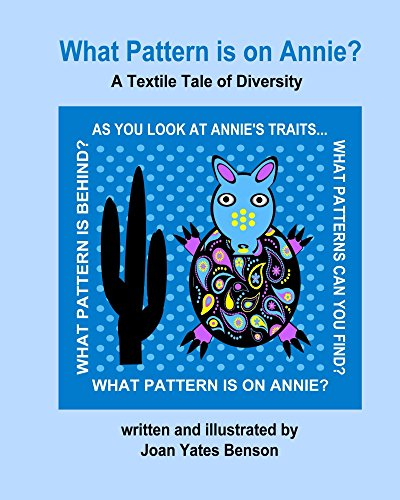 What Pattern is on Annie?: A Textile Tale of Diversity (English Edition)