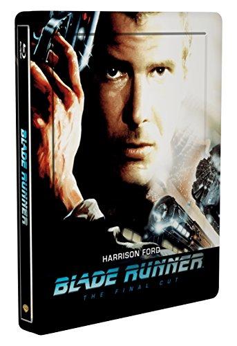Blade Runner Final Cut (Steelbook Esclusiva Amazon) (2 Blu-Ray) für 16,60€
