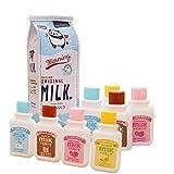 aipark 8pcs Botella de leche estilo cinta correctora (color al azar) …