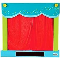 Fiesta Crafts–Marioneta de Mano de Funda de Transporte Theatre (Multicolor)