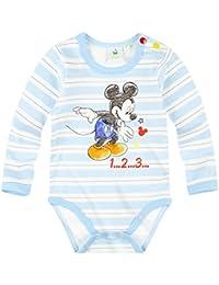 Disney Mickey Babies Body bebé 2016 Collection - Celeste