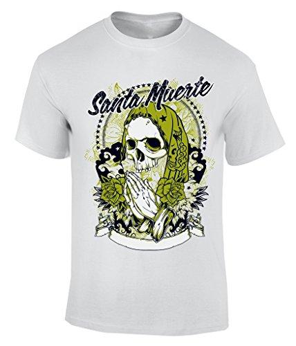 Santa Muerte - Medium T-Shirt Herren