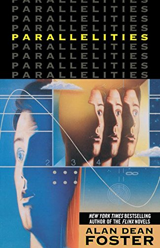 Portada del libro [Parallelities] (By (author) Alan Dean Foster) [published: March, 1995]