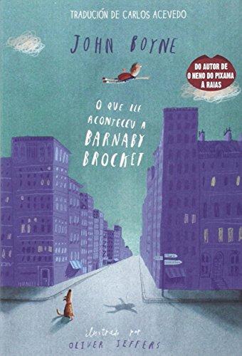 O que lle aconteceu a Barnaby Brocket (Narrativa K)