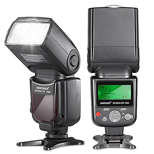 Dörr DAF-34 zoom unidad de flash TTL para Fuji Fujifilm Zoom Flash reflector Flash