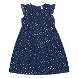 ESPRIT Kids Mädchen Kleid RL3015302, Blau (Twilight Blue 472), 92 (Herstellergröße: 92/98)