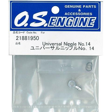 Capezzolo NO.14 universale 21.881.950 (Giappone import /