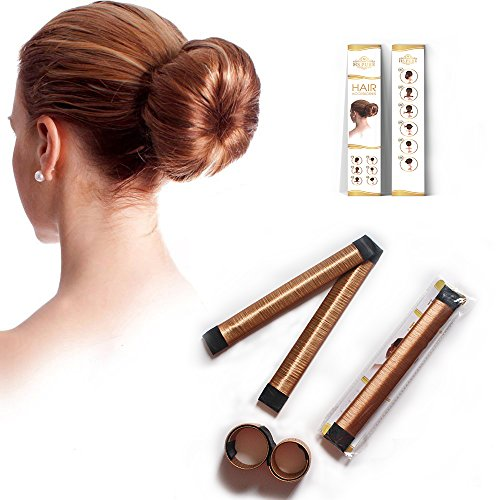 HS Dutt-Maker Hohe Qualität für Frauen, Hilfsmittel zum Kreieren eines (Up Pin Haar Einfach)