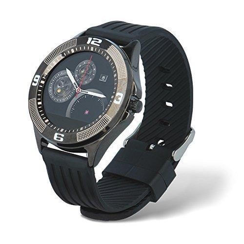 Smartwatch Orologio Da Polso Elegante Touchscreen Bluetooth 4.0 Telefono per Android iOS Samsung iPhone Sony HTC Huawei LG Compatibile Waterproof Cardiofrequenzimetro Contapassi