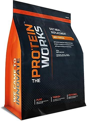 The Protein Works – Substitut de Repas Hyperprotéiné – Riche