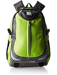 Giordano 35 Ltrs Green Laptop Backpack (GD6802PC-GRYLGN)