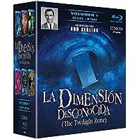 Pack La Dimensión Desconocida (The Twilight Zone) 1959 - Volumen 1 - Edición Limitada
