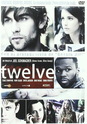 Twelve (Import Dvd) (2011) Chace Crawford; Emma Roberts; Ellen Barkin; Rory Cu