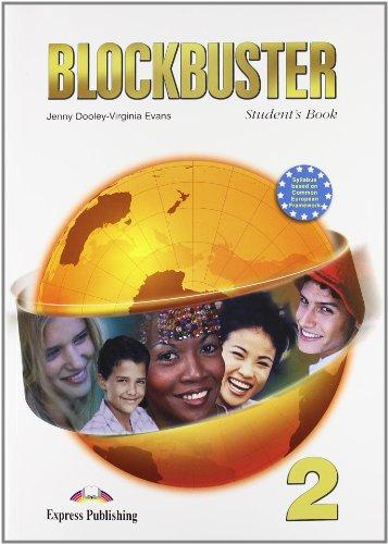 Blockbuster. Student's book. Per la scuola secondaria di primo grado. Con CD-ROM: 2