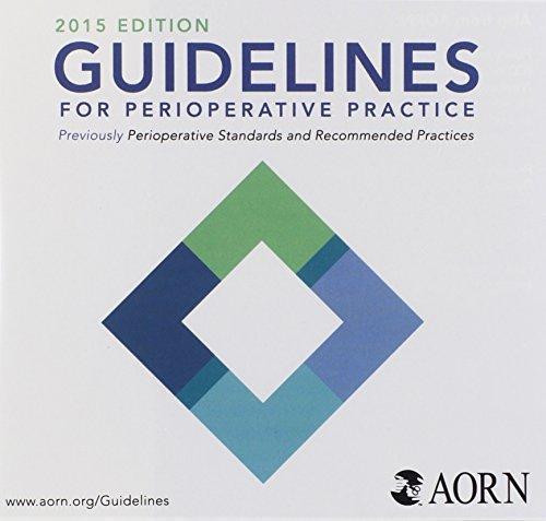 2015Richtlinien für perioperative Praxis CD
