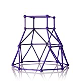 Climbing Jungle Swing Playground DIY SOMESUN Assorted Enginnering Exercise The Brain Practical Ability Interactive (Blue)