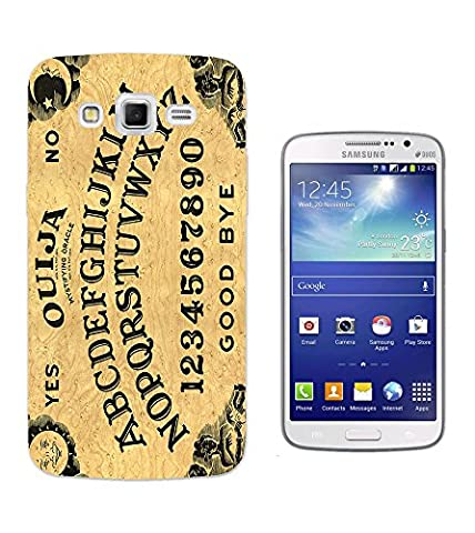 789 - Ouija Board Print Design Samsung Galaxy Ace 4 Neo G318M Fashion Trend Protecteur Coque Gel Rubber Silicone protection Case Coque