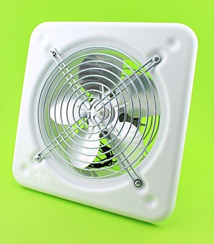 Awenta-Ventilatore assiale Ø 200mm ventola aspirazione, IP44, da parete finestra ventola ad alta pressione d' aria Haco industria Radial ventola ventilatore radiale in plastica 20cm
