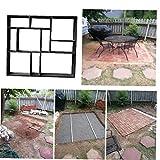 Pfad-Hersteller-Form Pfad Form Pflaster Cement Brick Stone Road Betonform