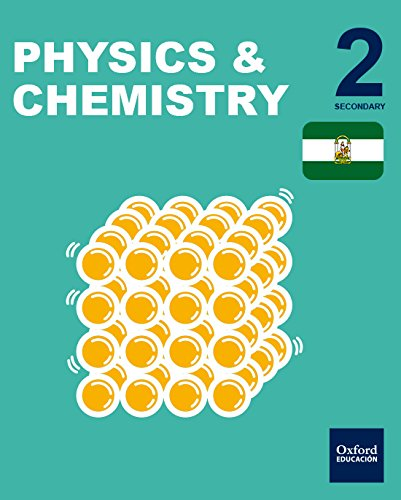 Inicia physics & chemistry 2º eso student's book andalucía (inicia dual)