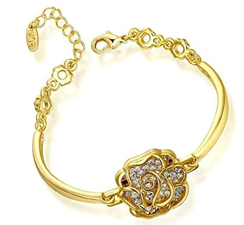 anazoz-joyeria-de-moda-pulseras-de-mujer-chapado-en-plata-pulseras-para-mujer-color-amarillo-cristal