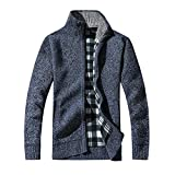Herren Mantel Jacke Winterjacke Wärmemantel Herrenmantel Warm 4D4 Mix