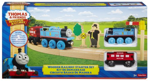 Thomas & Friends Wooden Railway Starter Set
