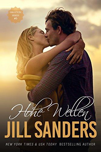 Buchseite und Rezensionen zu 'Hohe Wellen (Grayton Serie 6)' von Jill Sanders