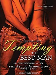 Tempting the Best Man (Gamble Brothers) by J. Lynn (2013-05-27)