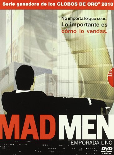 Mad Men: Temporada 1 [DVD]
