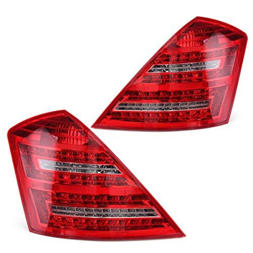 feux /à r/éflecteur de signal Signal DRL LED pour Hyundai Tucson 15-18. DRL 1 paire de feux arri/ère de pare-chocs arri/ère de voiture