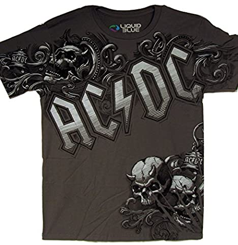 AC/DC T-shirt – Night Prowler de AC/DC - - Medium