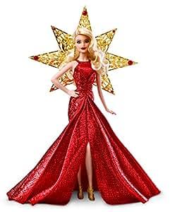 Barbie DYX39 Magia delle Feste 2017 Barbie Bionda