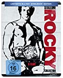 Rocky Collection 1-6 Steelbook [Blu-ray] [Limited Edition]