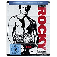Rocky Collection 1-6 Steelbook [Blu-ray]