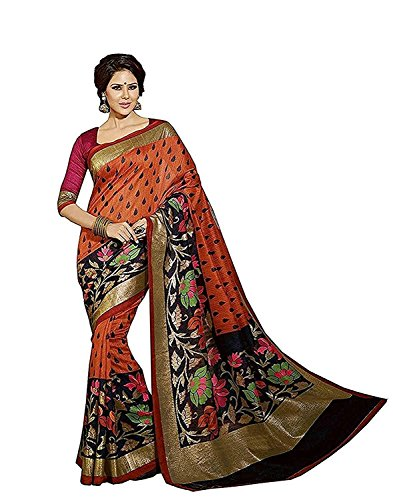 Sarees (Hk Villa Women's Clothing Georgette Embroidered ,Chiffon, Paper Cotton Silk, Laycra Net Printed Rani Bollywood Style Designer Wear Low Price Sale Offer buy online in Georgette Net Material New Free Size Beautiful Saree Best Offer For Women Party Wear Fashion Designer Sarees With Havy Work)  available at amazon for Rs.499